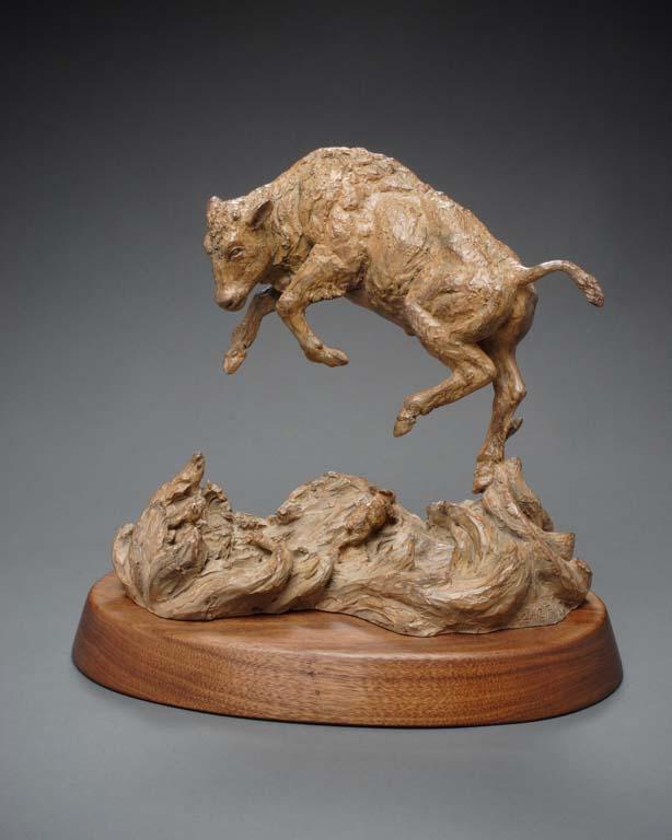 sculpture,al hone,buffalo